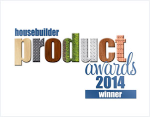 Housebuilder Product Awards 2014 Winner
